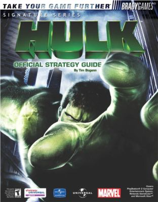 Hulk Official Strategy Guide