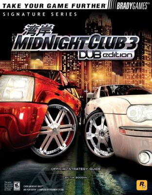 Midnight Club3 Dub Edition, Official Strategy Guide