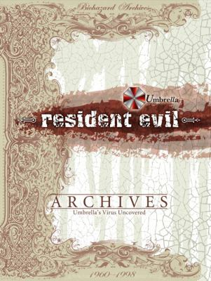Resident Evil Archives Umbrella's Virus Uncovered