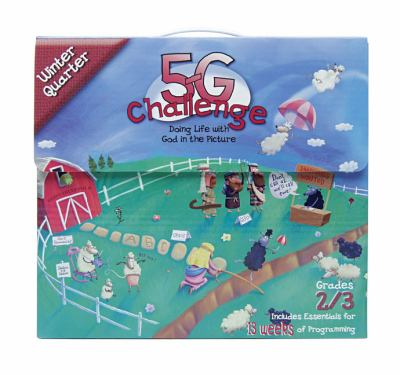 5-G Challenge Winter Quarter Kit : Doing Life with God in the Picture
