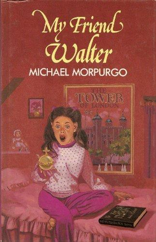 My Friend Walter (Lythway Children's Large Print Books)