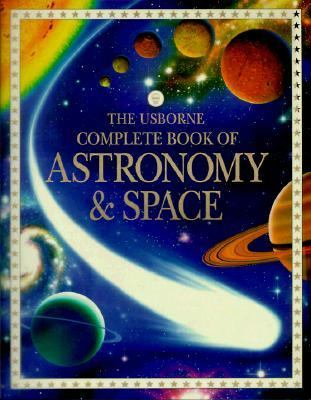 Usborne Complete Book of Astronomy and Space
