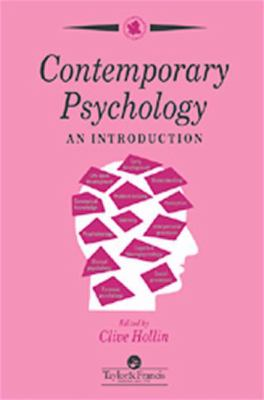 Contemporary Psychology An Introduction
