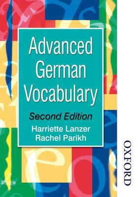 Advanced German Vocabulary