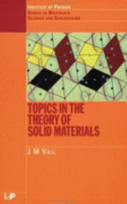 Topics in the Theory of Solid Materials