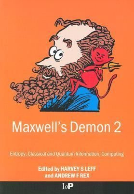 Maxwell's Demon 2 Entropy, Classical and Quatum Information, Computing
