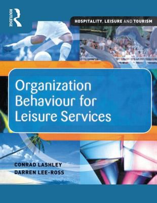 Organization Behaviour for Leisure Services