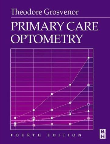Primary Care Optometry, 4e