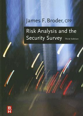 Risk Analysis And the Security Survey  - Broder, James F., Tucker, Gene pdf epub