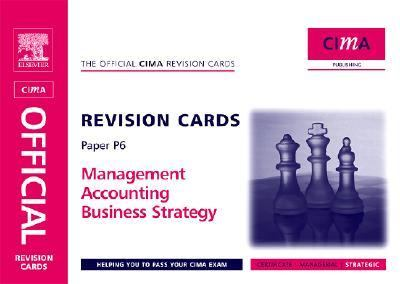 Cima Revision Card Business Strategy