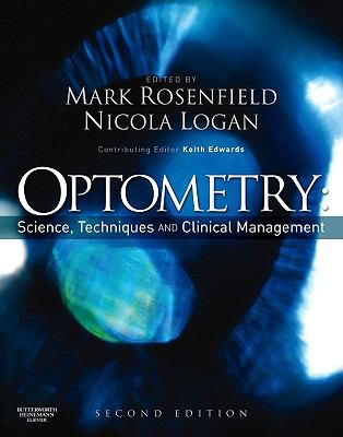 Optometry: Science, Techniques and Clinical Management