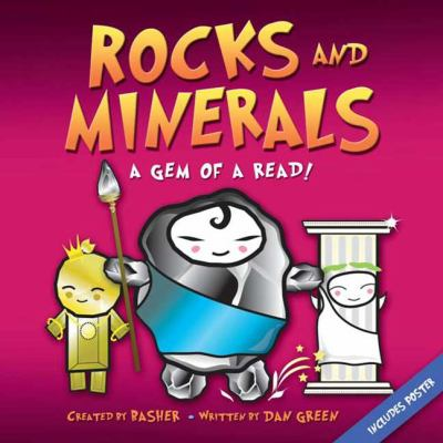 Basher Rocks & Minerals: A Gem of a Read