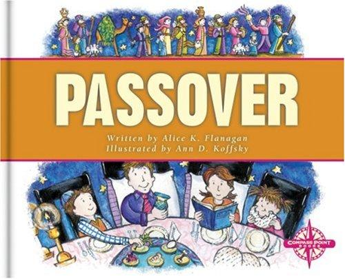 Passover (Holidays and Festivals)