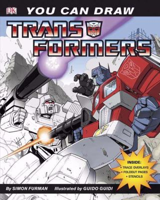 You Can Draw Transformers