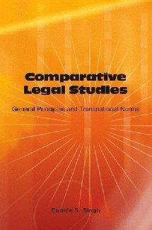 COMPARATIVE LEGAL STUDIES: GENERAL PRINCIPLES AND TRANSNATIONAL NORMS