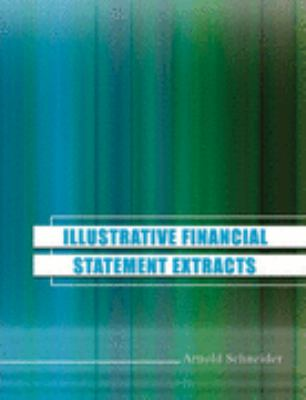 Illustrative Financial Statement Extracts