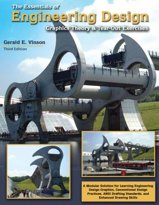Essentials of Engineering Design Graphics Theory and Tear-Out Exercises
