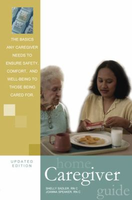 Home Caregiver Guide