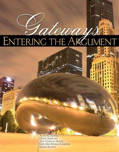 Gateways: Entering the Argument