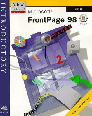 Microsoft Frontpage 98,introductory