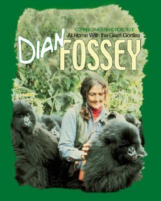 Dian Fossey At Home With the Giant Gorillas