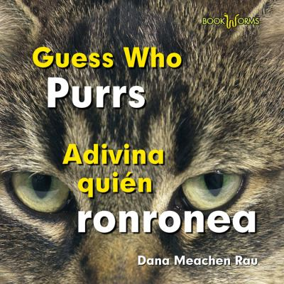 Guess Who Purrs/Adivina Quien Ronronea