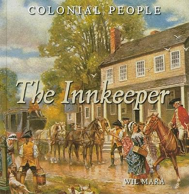 The Innkeeper (Colonial People)