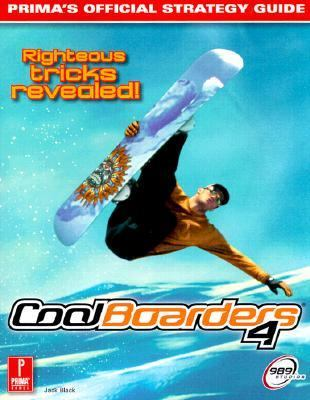 Cool Boarders 4: Righteous tricks revealed - Jack Black - Paperback