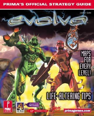 Evolva: Prima's Official Strategy Guide