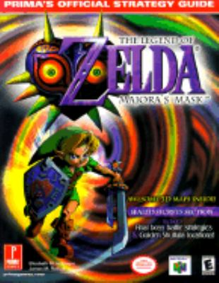 Legend of Zelda: Majora's Mask - Prima Temp Authors - Paperback