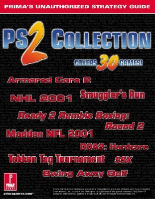 PS2 Collection: Prima's Unauthorized Strategy Guide, Vol. 1