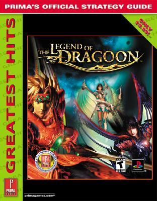 Legend of Dragoon Prima's Official Strategy Guide