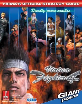 Virtua Fighter 4: Prima's Official Strategy Guide