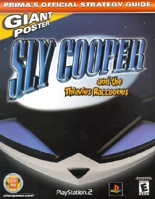 Sly Cooper and the Thievius Raccoonus Prima's Official Strategy Guide