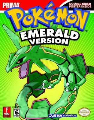 Pokemon Emerald (Prima Official Game Guide)