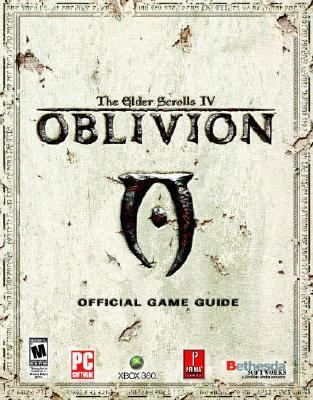 Elder Scrolls IV Oblivion Officical Game Guide