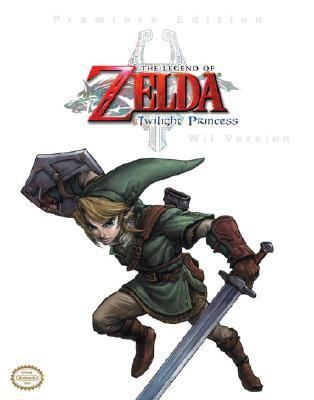 Legend of Zelda Twilight Princess, WII Version Premiere Edition