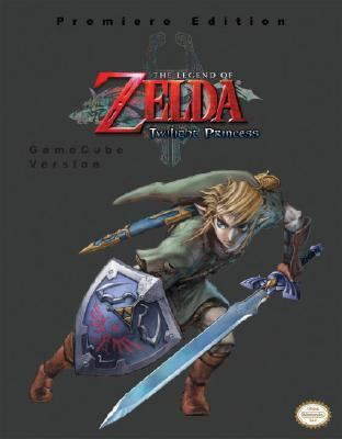 Legend of Zelda Twilight Princess Prima Official Game Guide