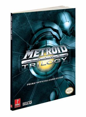 Metroid Prime Trilogy (Wii): Prima Official Game Guide