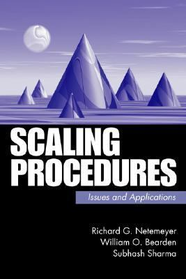 Scaling Procedures Issues and Applications