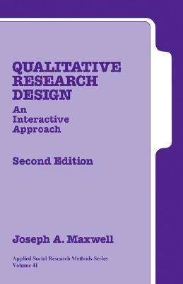 Qualitative Research Design An Interative Approach