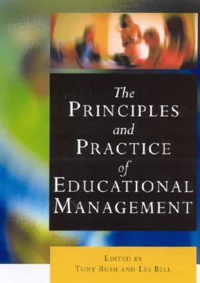 Principles and Practice of Educational Management