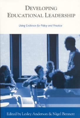 Developing Educational Leadership Using Evidence for Policy and Practice