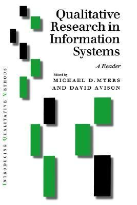 Qualitative Research in Information Systems A Reader
