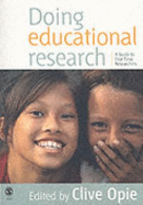 Doing Educational Research A First Time Guide for Students and Researchers