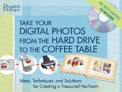 Digital to Print Create Your Own Photo Album