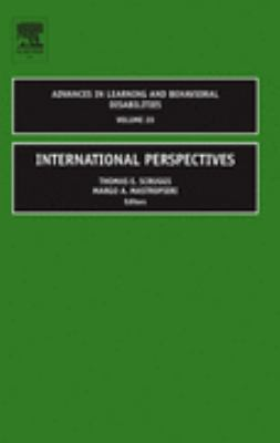 International Perspectives, Vol. 20