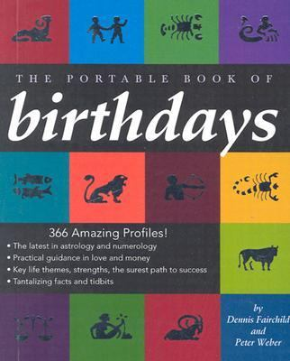 Portable Book of Birthdays