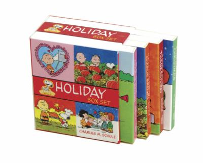 Peanuts Holiday Box Set