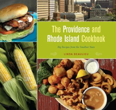 Providence And Rhode Island Cookbook